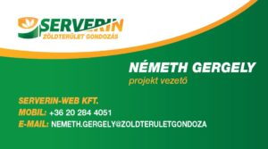 Németh Gergely névjegy